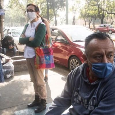 Los casos de coronavirus en México van en aumento. (Foto: Cuartoscuro)