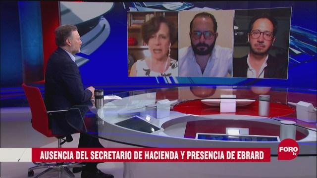 Foto: Coronavirus Dónde Está Secretario Hacienda Arturo Herrera 15 Abril 2020