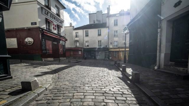 FOTO: Hombre acuchilla y mata a dos en Francia; habían salido de compras en la cuarentena, el 4 de abril de 2020