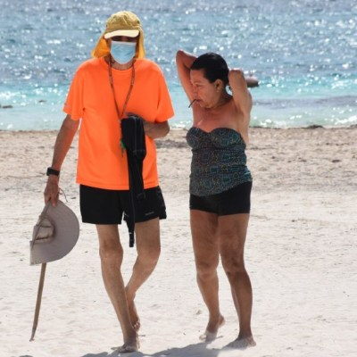 FOTO: Quintana Roo sube a 86 cifra de casos por coronavirus , el 6 de abril de 2020