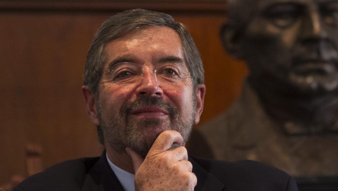 Juan Ramón de la Fuente, embajador de México ante lo ONU