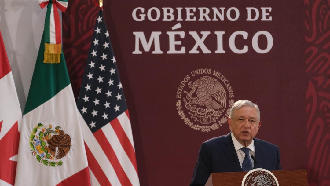 México confirma que T-MEC entrará en vigor el 1 de julio, 24 de abril de 2020, GRACIELA LÓPEZ /CUARTOSCURO.COM/ARCHIVO)