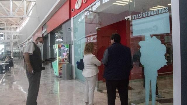 Bancos en México cerrarán el próximo 1 de mayo de 2020, 29 de abril de 2020, (Cuartoscuro, archivo)