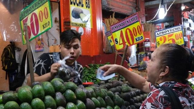 Foto: Inflación en México se desaceleró en primera quincena de abril