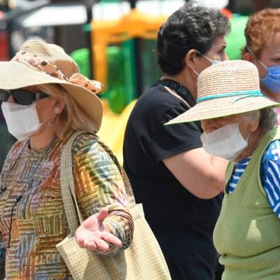 México suma 174 muertos por coronavirus y tres mil 181 casos confirmados