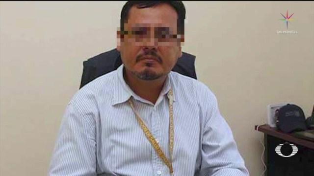 Foto: Coronavirus Destituyen Jefe Jurisdicción Sanitaria Juchitán Oaxaca 7 Abril 2020