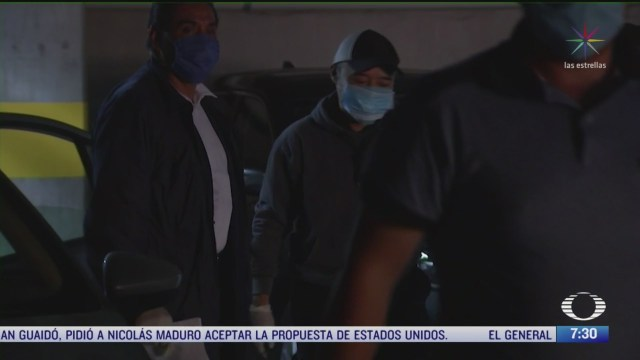 detienen a hombre por cometer delito pero podria tener coronavirus