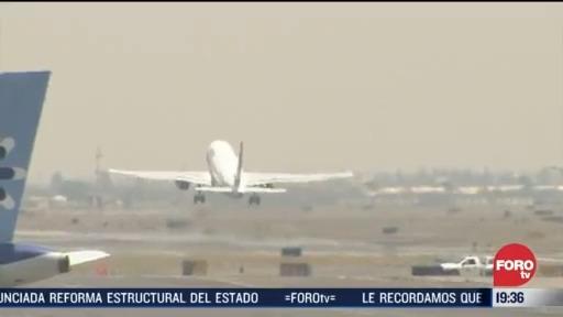 Foto: Coronavirus afecta vuelos en aeropuertos de México 2 Abril 2020