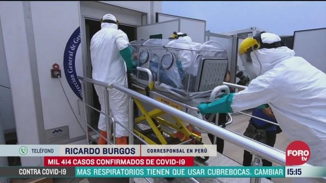 FOTO: dividen salidas de hombres y mujeres en peru por coronavirus