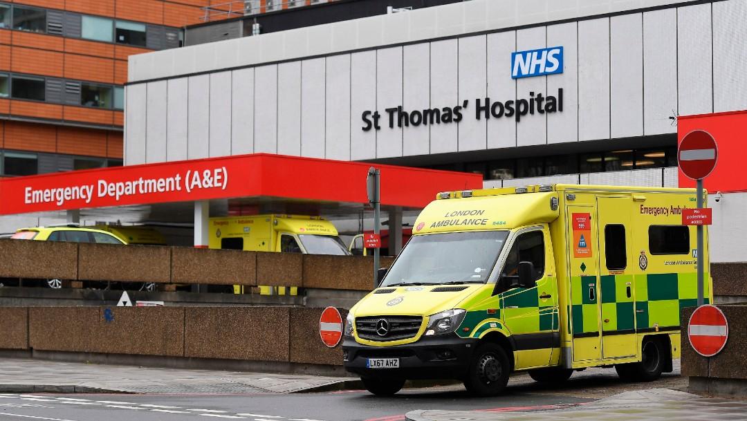 Foto; Mueren 439 pacientes de coronavirus en Reino Unido en las últimas 24 horas