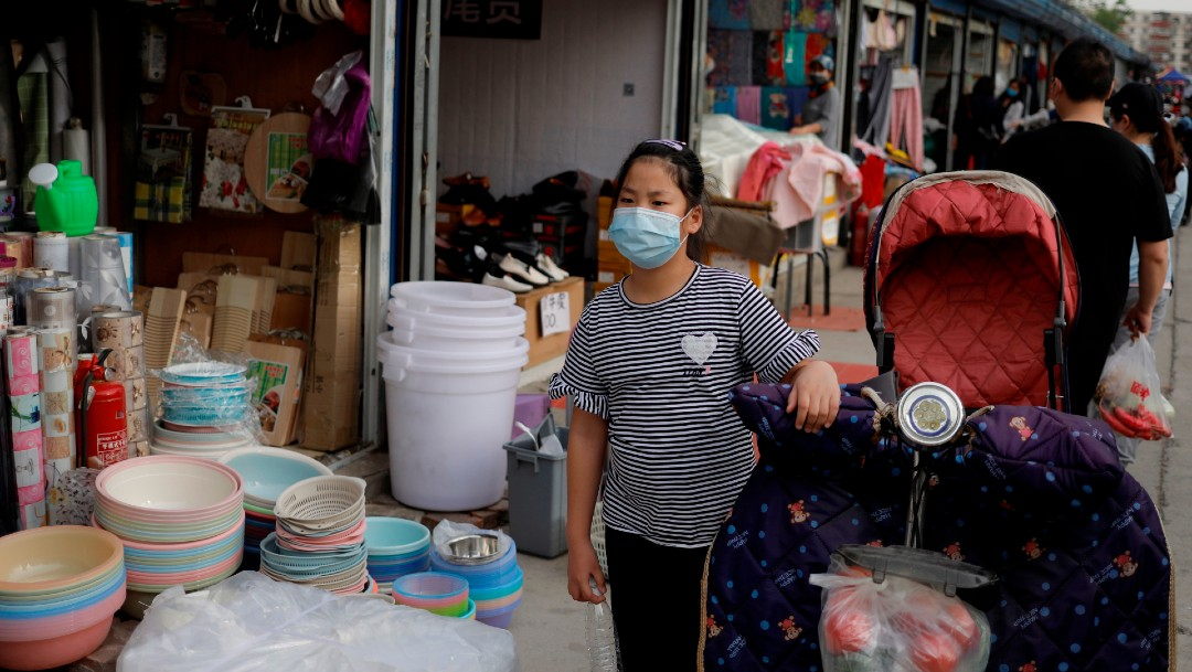 Foto: China podría tener en septiembre una vacuna contra el coronavirus