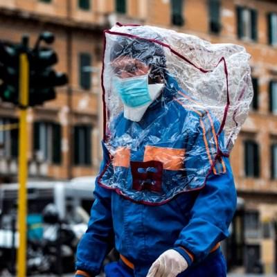 Foto: Casi 14.000 fallecidos en Italia por coronavirus
