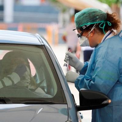 España supera los 100,000 casos de coronavirus COVID-19