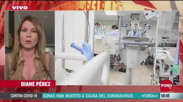 FOTO: empeora la crisis por coronavirus en california
