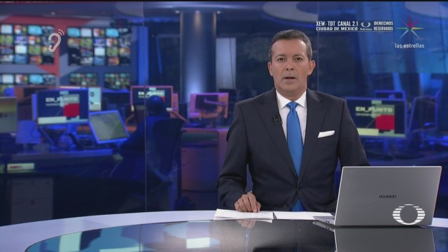 Foto: En Punto Denise Maerker Televisa Programa Completo 3 Abril 2020