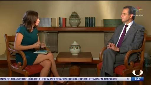 entrevista con esteban moctezuma para despierta