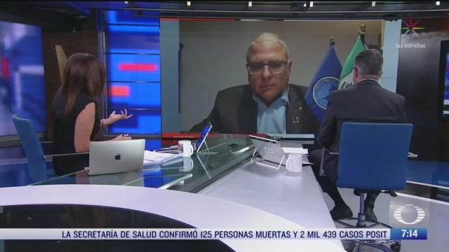 entrevista con representante de la oms en mexico para despierta