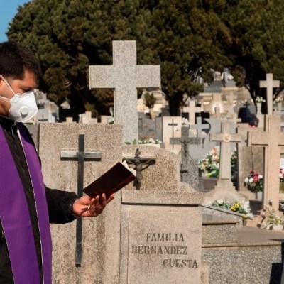 España registra 932 muertos por coronavirus en las últimas 24 horas