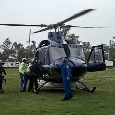 bombero helicoptero grupo condores