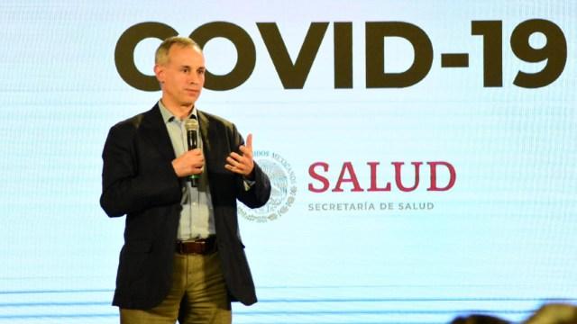 Hugo López-Gatell, subsecretario de Prevención y Promoción de la Salud.