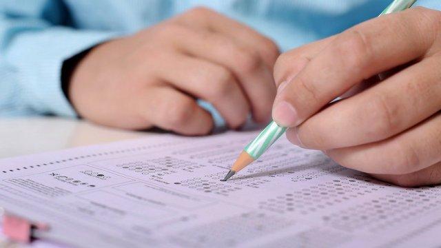 Foto Examen Comipems 16 Abril 2020