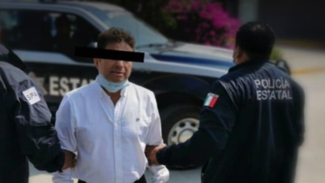 FOTO: Prisión preventiva al exdiputado Vera Carrizal por ataque a saxofonista, el 7 de abril de 2020