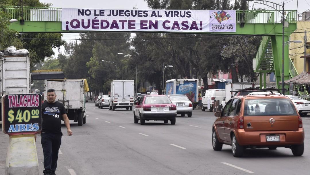 Coronavirus: Iglesia exhorta a mexicanos a quedarse en casa