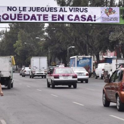Autoridades e Iglesia exhortan a mexicanos a quedarse en casa durante Semana Santa por coronavirus