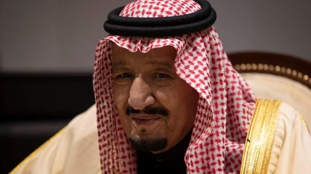 Foto Familia Real Arabia Saudita Coronavirus 150