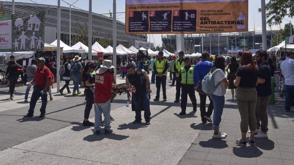 Coronavirus: Policía que murió fue asignado al Vive Latino