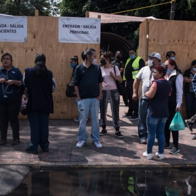 UNAM crea en tres semanas unidad temporal que atenderá a pacientes con coronavirus