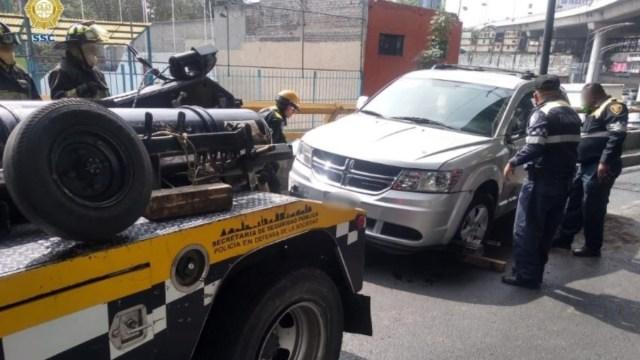 Al corralón 25 vehículos en segundo día del Hoy No Circula