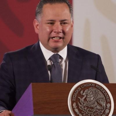 UIF debe contar con Ministerios Públicos propios: Santiago Nieto