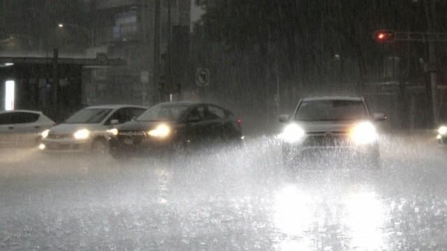 Se esperan lluvias y fuertes vientos en México. (Cuartoscuro)