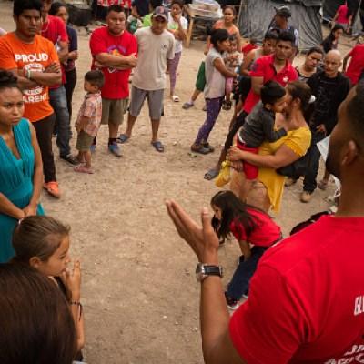 Migración repatria a más de 3 mil centroamericanos