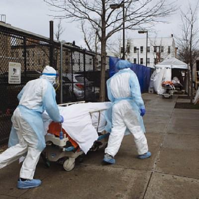 EEUU registra mil 738 muertes por coronavirus en las últimas 24 horas