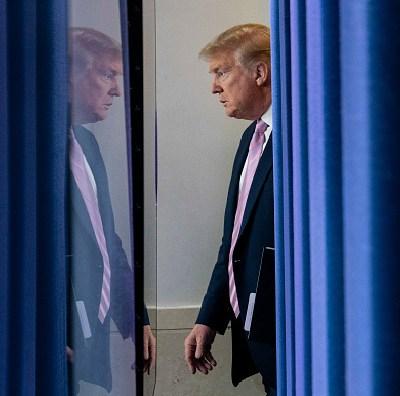 Coronavirus: En próximas semanas habrá muchos muertos, dice Trump (Getty Images, archivo)
