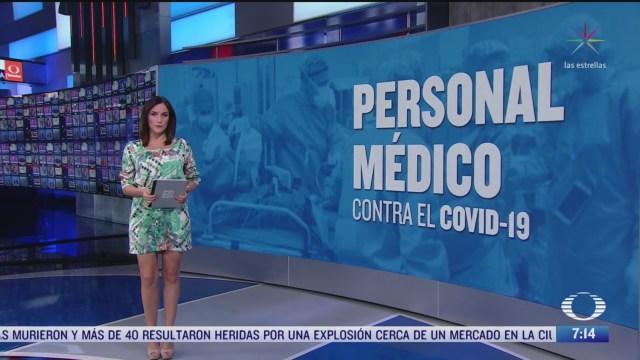 gobierno de amlo lanzara convocatoria para contratar medicos especialistas