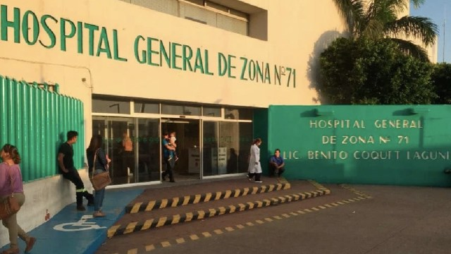 Déficit de personal en Hospital de Veracruz por coronavirus