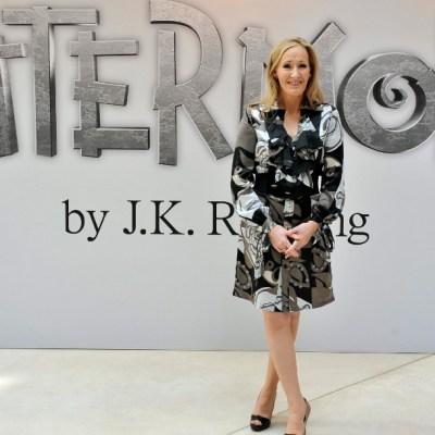 Coronavirus: JK Rowling supera síntomas del COVID-19