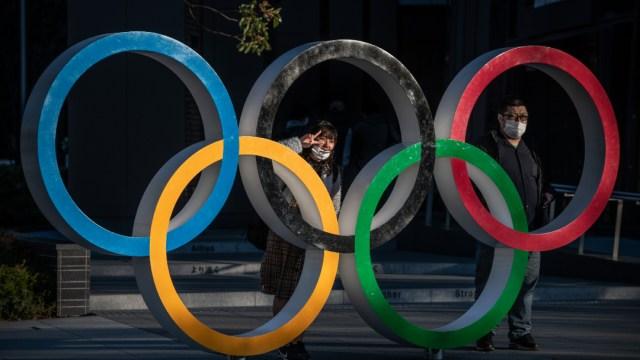 FOTO: Imposible realizar Olímpicos si no se contiene el coronavirus: Ministro japonés, el 29 de abril de 2020
