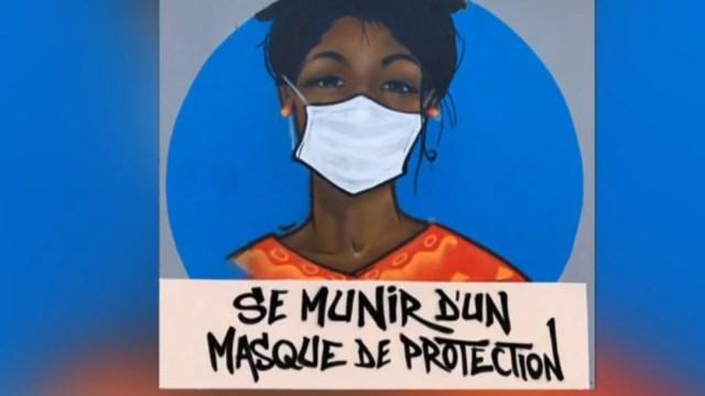 Foto: Las campañas en el mundo para concientizar sobre coronavirus