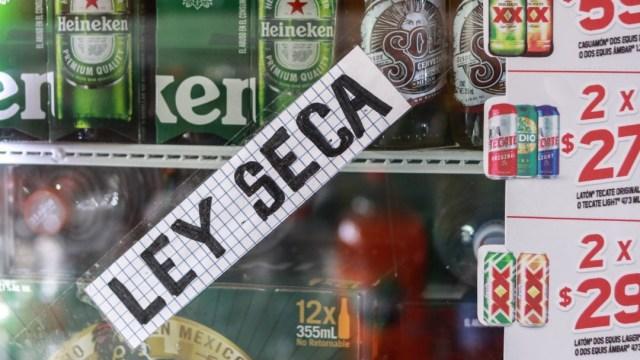 Ley Seca en Yucatán. Cuartoscuro/Archivo