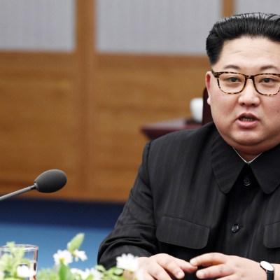 Revelan que Kim Jong-un trabaja con normalidad en Corea del Norte