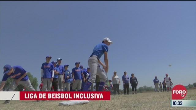 liga de beisbol inclusiva