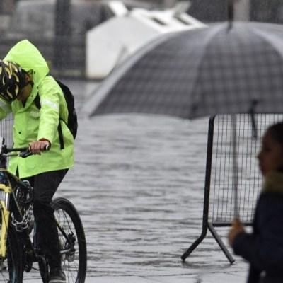 Frente frío 58 provocará lluvias fuertes en el sureste de México