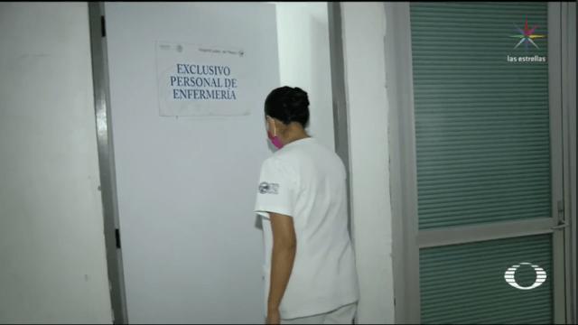 Coronavirus: enfermera atiende durante 7 horas a pacientes