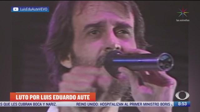 muere el compositor espanol luis eduardo aute