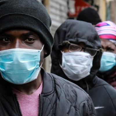 Nueva York declara que superó el cénit de la curva de contagios por coronavirus
