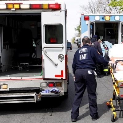 Nueva York registra nuevo repunte de muertes diarias por coronavirus